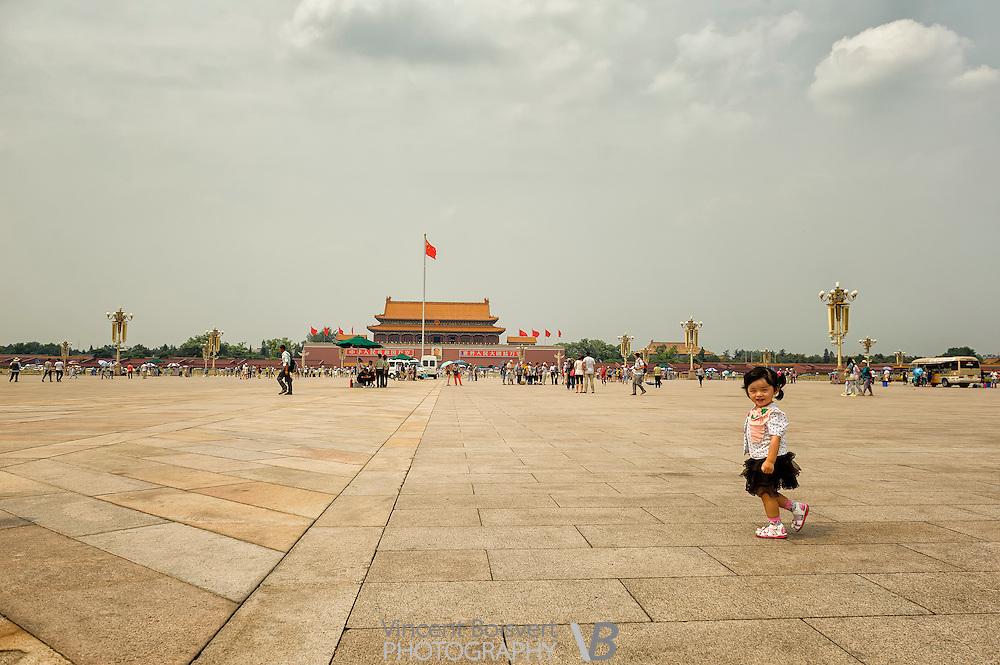 Tian anmen square