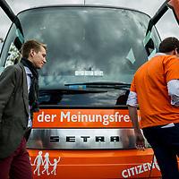 """15 Bustour """"Demo für Alle"""""""