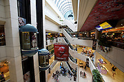 Orchard Road. Wisma Atria shopping centre.