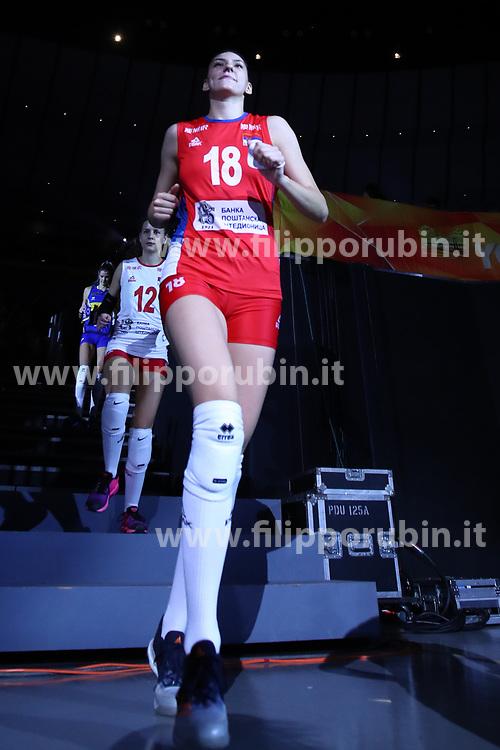 TIJANA BOSKOVIC (SERBIA)<br /> ITALIA - SERBIA<br /> FINALE <br /> PALLAVOLO CAMPIONATO MONDIALE FEMMINILE VOLLEY GIAPPONE 2018<br /> FINAL SIX<br /> YOKOHAMA (JPN) 20-10-2018<br /> FOTO FILIPPO RUBIN