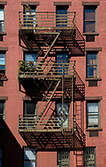 New York City fire escapes
