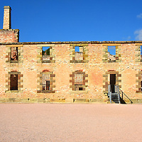 Transformation of The Penitentiary at Port Arthur, Australia<br />