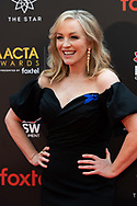 Rebecca Gibney at The 2018 Australian Academy of Cinema and Television Arts (AACTA) Awards at The Star in Sydney, Australia