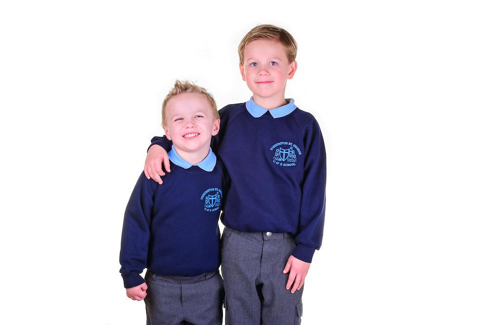 Sibling School Photography