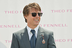 TOM CRUISE at the 2014 Glorious Goodwood Racing Festival at Goodwood racecourse, West Sussex on 31st July 2014.