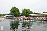 Henley, Great Britain.   Finals day. The Grand  Challenge Cup, Berks, Hansa Dortmund vs Molesey BC and Leander Club  final at Henley Royal Regatta. River Thames Henley Reach.  Royal Regatta. River Thames Henley Reach.  Sunday  03/07/2011  [Mandatory Credit  Patrick White/ Intersport Images] 2011 Henley Royal Regatta. HOT. Great Britain . HRR