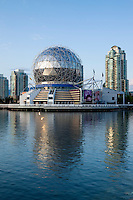 Telus Science World - Site of Expo 86, Vancouver, B.C.