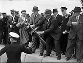 30/07/1961 The Asgard Sails into Howth