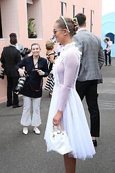 AU_1391515 - Melbourne, AUSTRALIA  -  AAMI Victoria Derby Day celebrities and VIPs in the Birdcage.<br /> <br /> Pictured:  Rose McEvoy<br /> <br /> BACKGRID Australia 3 NOVEMBER 2018 <br /> <br /> BYLINE MUST READ: Richard Milnes / BACKGRID<br /> <br /> Phone: + 61 2 8719 0598<br /> Email:  photos@backgrid.com.au