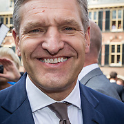 NLD/Den Haag/20170919 - Prinsjesdag 2017, Sybrand van Haersma Buma