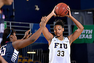 FIU Women's Basketball vs FDU (Dec 28 2013)
