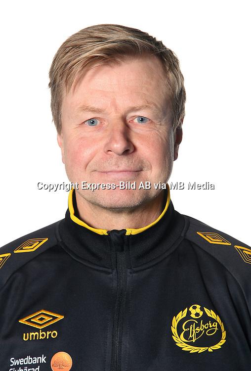 Lars G&ouml;thfelt<br /> Halvfigur<br /> @Leverans<br /> Allsvenskan 2016<br /> Fotboll