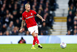 Jack Hunt of Bristol City - Rogan/JMP - 07/12/2019 - Craven Cottage - London, England - Fulham v Bristol City - Sky Bet Championship.