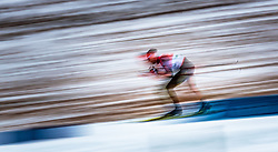 18.12.2016, Nordische Arena, Ramsau, AUT, FIS Weltcup Nordische Kombination, Langlauf, im Bild Vinzenz Geiger (GER) // Vinzenz Geiger of Germany during Cross Country Competition of FIS Nordic Combined World Cup, at the Nordic Arena in Ramsau, Austria on 2016/12/18. EXPA Pictures © 2016, PhotoCredit: EXPA/ JFK
