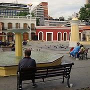 PLAZA EL VENEZOLANO / CARACAS - VENEZUELA