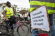 G20-Africa bike rally