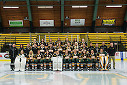 UVM Women's Hockey Team Photo 10/02/16