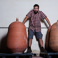 Emmanuel Rybinski, viticulteur au clos Troteligotte, Cahors