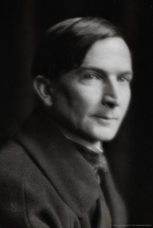 Stacy Aumonier, author, England, UK, 1922