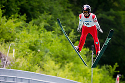 Sondre Ringen from Norway during Ski Jumping Continental Cup Kranj 2018, on July 8, 2018 in Kranj, Slovenia. Photo by Urban Urbanc / Sportida