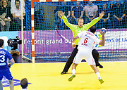 DESCRIZIONE : France Hand Equipe de France Homme Match Amical Nantes<br /> GIOCATORE : OMEYER Thierry<br /> SQUADRA : France<br /> EVENTO : FRANCE Equipe de France Homme Match Amical  2010-2011<br /> GARA : France Tunisie<br /> DATA : 30/10/2010<br /> CATEGORIA : Hand Equipe de France Homme <br /> SPORT : Handball<br /> AUTORE : JF Molliere par Agenzia Ciamillo-Castoria <br /> Galleria : France Hand 2010-2011 Action<br /> Fotonotizia : FRANCE Hand Hand Equipe de France Homme Match Amical Nantes<br /> Predefinita :
