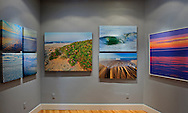 Jake Rajs Exhibition ; East End Gallery and Bookstore, East Hampton, NEw York