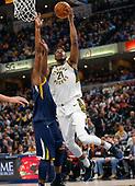 NBA - Indiana Pacers vs Utah Jazz - Indianapolis, In