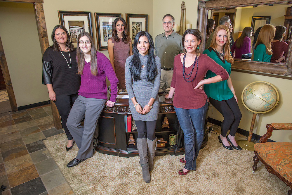 The Law Group in Fayetteville Arkansas<br /> <br /> Photography by Wesley Hitt