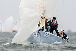 Second day of the Delta Lloyd North Sea Regatta, Scheveningen, the Netherlands, May 18th 2013.