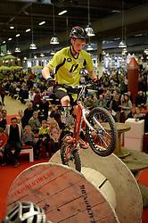 DK caption:<br /> Herning, Danmark, 20140222:<br /> MCH Messe, Ferie for alle.   Cykelopvisning<br /> Foto: Lars Møller<br /> UK Caption:<br /> Herning, Denmark, 20140222:<br /> MCH Fair, Ferie for alle.   Cykelopvisning<br /> Photo: Lars Moeller