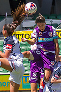 Rnd 3 W-League Perth Glory v Melbourne Victory