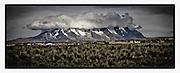 THE HIGHLANDS 3/10 - 01 framed<br /> Bolivia, 2009<br /> digital/inkjet<br /> 60x30cm.<br /> Canson RAGPhotographique 310gsm