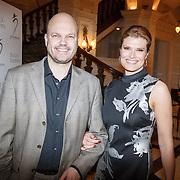 "NLD/Amsteerdam/20160208 - Lancering Tommy Driessen "" A Stylist Story "", Anouk van Nes en partner"