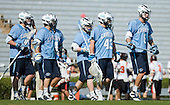 UNC vs Maryland Mens Lacrosse ACC Semis 2009