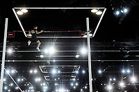 Renaud Lavillenie competes to the pole vault men final during the IAAF World Indoor Championships at Oregon Convention Center, in Portland, USA, on March 17, 2016 - Photo Philippe Millereau / KMSP / DPPI
