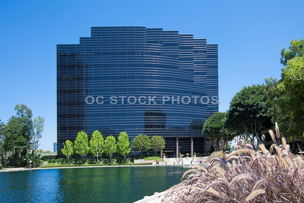 Commercial Office Building at Hutton Center in Santa Ana