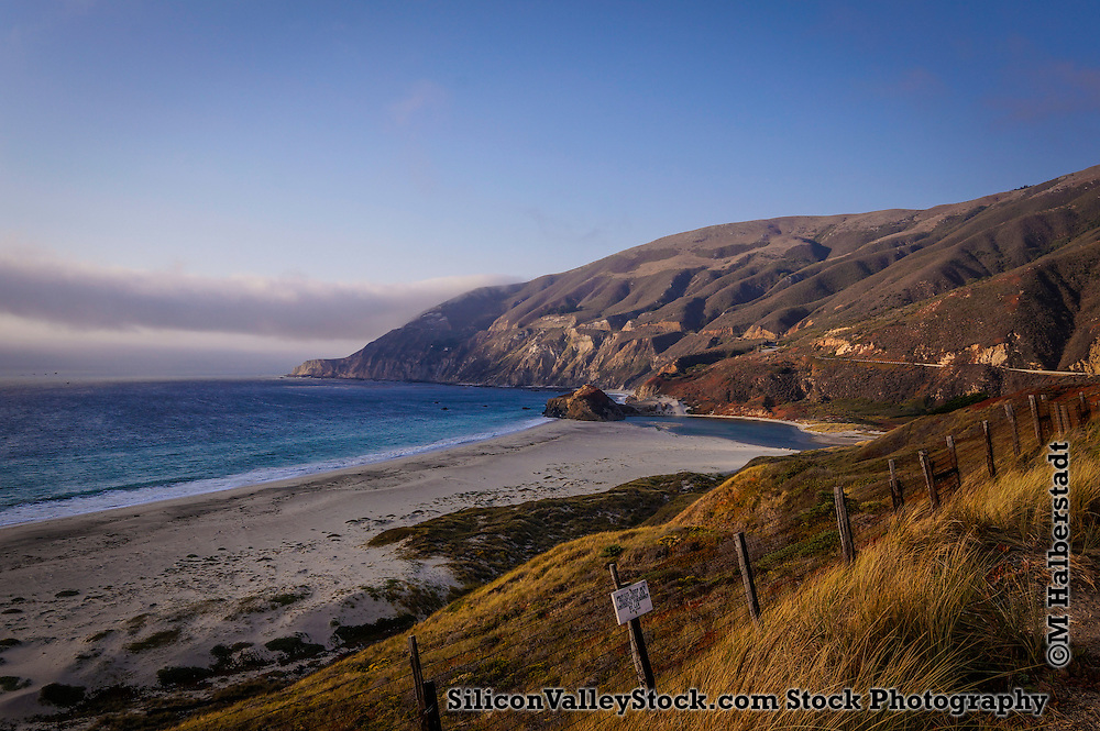 Views from Highway 1 on California's Central Coast