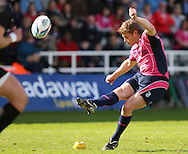 Picture by Steven Hadlow/Focus Images Ben Blair of Cardiff Blues during their Amlin Challenge Cup quarter-final match