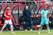 ALKMAAR - 22-04-2017, AZ - FC Twente, AFAS Stadion, AZ trainer John van den Brom