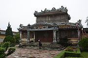 The Citadel. The Emperor's reading room.
