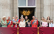 Prince George's 1st Trooping The Colour