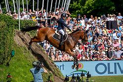 NAROLLES Axel (FRA), Seltique<br /> Hamburg - 90. Deutsches Spring- und Dressur Derby 2019<br /> J.J.Darboven präsentiert: <br /> 90. Deutsches Spring-Derby<br /> Bemer Riders Tour - Wertungsprüfung 3. Etappe <br /> CSI4* - Derby Tour Springprüfung mit Stechen<br /> 02. Juni 2019<br /> © www.sportfotos-lafrentz.de/Stefan Lafrentz