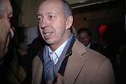Benedikt Taschen.  Frieze Party Berlin. Stadtbad, Oderberger Strasse 57-59, Oderberger Strasse. Berlin. 23 March 2006. ONE TIME USE ONLY - DO NOT ARCHIVE  © Copyright Photograph by Dafydd Jones 66 Stockwell Park Rd. London SW9 0DA Tel 020 7733 0108 www.dafjones.com