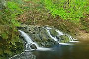 McQuade Brook at Melanson Falls<br /> County of Westmorland<br /> New Brunswick<br /> Canada