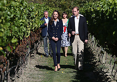 Queenstown-Royal Visit, Duke and Duchess at Armsfield Winery