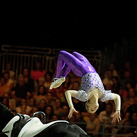 Vaulting - Female Freestyle