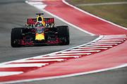 October 19-22, 2017: United States Grand Prix. Daniel Ricciardo (AUS), Red Bull Racing, RB13