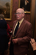 EDWARD MCLACHLAN,  Oldie magazine Christmas party, The Garrick club. Covent Garden, London, 4 December 2018