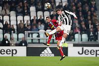 25.10.2017 - Torino - Serie A 2017/18 - 10a giornata  -  Juventus-Spal nella  foto:   Federico Bernardeschi