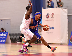 Greg Streete of Bristol Flyers  - Mandatory byline: Joe Meredith/JMP - 28/11/2015 - Basketball - SGS Wise Campus - Bristol, England - Bristol Flyers v Worcester Warriors - British Basketball League